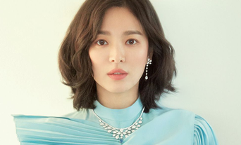 Song HyeKyo For ELLE Taiwan Magazine May Issue