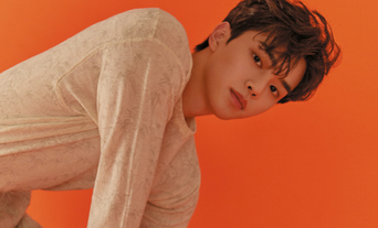 Song Kang For Grazia Magazine May Issue