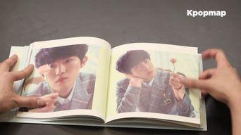 "Unboxing: Kim JaeHwan 1st Mini Album ""Another"" Unboxing"