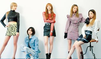 7 Year Curse Hits EXID, Hani & JeongHwa To Search For New Company