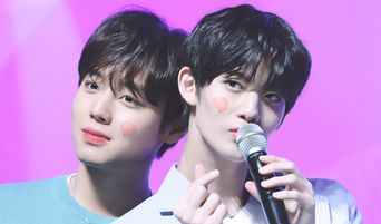 Park JiHoon And Bae JinYoung Look Charming As Ever For 'I'M MEME' Fanmeeting