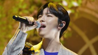 Exclusive Photos: Kim JaeHwan 1st Mini Album 'Another' Showcase