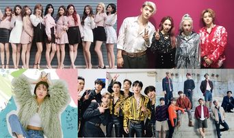 Beginners' Guide To K-Pop: 10 Groups You Have To Check Out