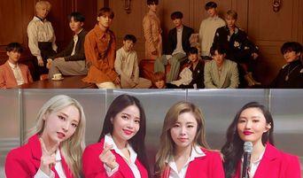 SBS 'Inkigayo Super Concert In Hong Kong' 2019: Lineup