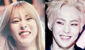 Photos Of Idols From Two Different Groups That Make Them Look Like Twins