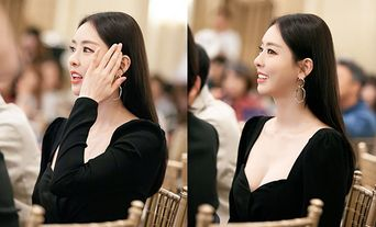 Lee Dahee, Drama 'Search: WWW' Production Presentation Site Behind-the-Scenes