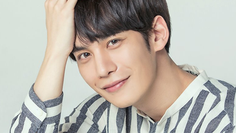 Park KiWoong, New Profile Photo Shooting (+Behind-the-Scene)