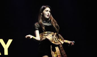 """Exclusive Review: The Black Label's First Solo Female Artist, SOMI Debut Single, """"BIRTHDAY"""" Media Showcase"""