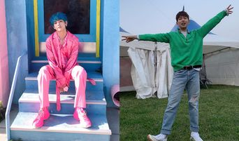Paul Kim Shares How BTS's V And Him Got Closer With Each Other On 'Idol Room'