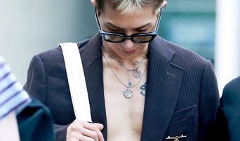 WINNER's Mino Knows How To Turn Up The Heat With His Airport Fashion