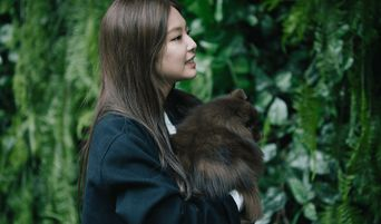 K-Pop Idols Who Own The Cutest Dogs
