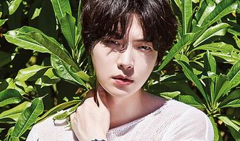 Ahn JaeHyun For Cosmopolitan Magazine July Issue