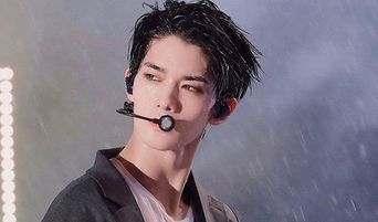 CIX's Bae JinYoung Stuns With 'Legend' Performance Under The Rain At Festival