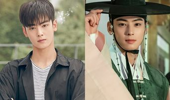 """These 2 Actors Act With Cha EunWoo In """"My ID Is Gangnam Beauty"""" & """"Rookie Historian Goo Hae Ryung"""""""