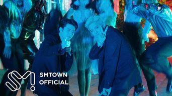 EXO-SC (ChanYeol X SeHun) 'What a life' MV