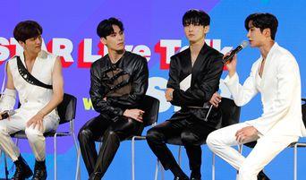 Exclusive Photos: SF9, THE BOYZ, VERIVERY & More For KCON 2019 New York