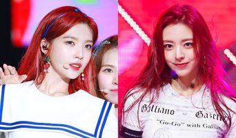 Netizens Think That These 2 Female K-Pop Idols Look Great As Disney Princess 'Ariel'