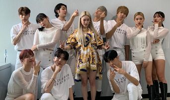 ChungHa Explains Why She Does Not Like Calling Dancers 'Background Dancers'
