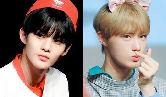 The Cute Striking Difference Between CIX's Bae JinYoung & HyunSuk