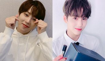 Ha SungWoon Shares That He Is Supporting Kim KookHeon On 'Produce X 101'