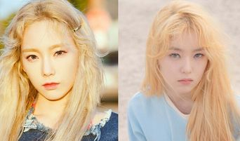 Netizens Initially Couldn't Figure Out If This Photo Was Of Jo Kwon, TaeYeon, Or Irene