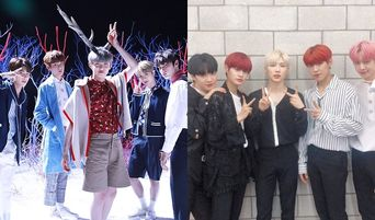4 Male Rookie K-Pop Groups That Debuted In 2019 With Alphabet 'X' In Their Name