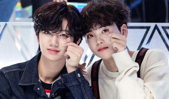 'Produce X 101' Starship Trainees Song HyeongJun & Ham WonJin Are Closer Than You Think
