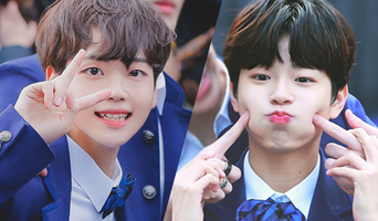 Who Do You Think Is The Cutest Trainee In Produce X 101 ?