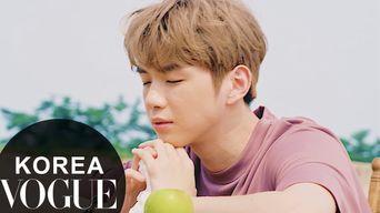 Kang Daniel For VOGUE Korea Magazine Cover September Issue