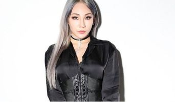 Netizens Say CL Looks Comfortable & Happy After Seeing Her Recent Weight Gain Photos