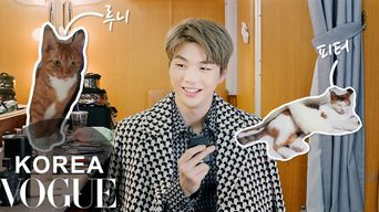 [ENG SUB] Cat Worldcup with 'Niel' Servant, Kang Daniel!!! l VOGUE TV