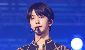MONSTA X's HyungWon Finally Reveals His Long Time Planned Gorgeous Hairstyle