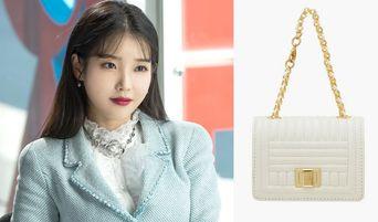 Top 4 Beautiful Handbags Of IU In Drama 'Hotel Del Luna'