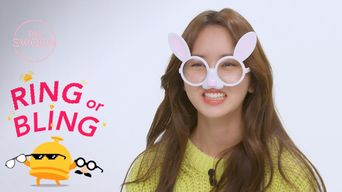 Kim SoHyun Gets Turned Into a Cute Bunny ? | Love Alarm | Ring or Bling [ENG SUB]