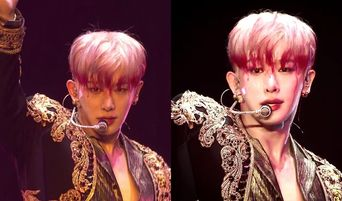 MONSTA X's WonHo Scared Yet Stunned Fans With Bloody Looking Performance