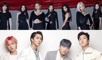 2019 KAF (K-Asian Festival) K-Pop Concert: Lineup