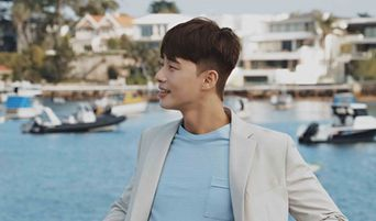 Park SeoJoon Cut His Hair For His Role In Upcoming Drama 'Itaewon Class'