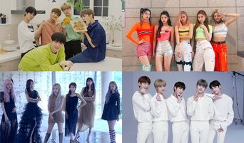 Netizens Think That It Is Going To Be A Tough Fight For 'Rookie Of The Year' Award This Year