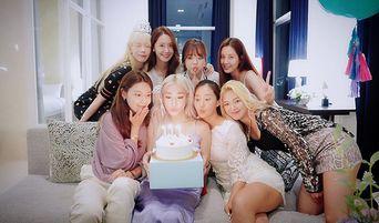 Tiffany Young Celebrates Birthday With Girls' Generation Gathering