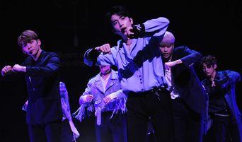 Exclusive Photos: UP10TION 8th Mini Album 'The Moment of Illusion' Media Showcase