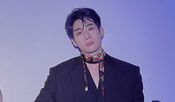 Fans Could Only LOL At X1's Han SeungWoo Profile Picture At Official Fan Cafe