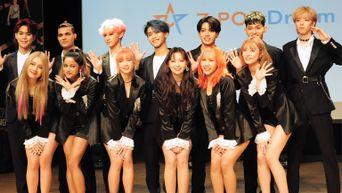Exclusive Photos: Z-Stars 2nd Mini Album 'Singing For You' Media Showcase