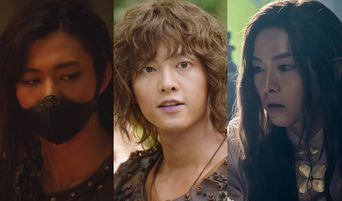 19 Unanswered Questions Of The Final Episode Of 'Arthdal Chronicles'