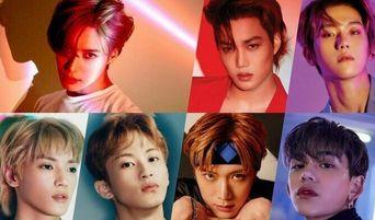 Super M Chooses Group Leader