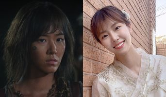 Actress Bae DaBin Acting As Warrior Mirusol In 'Arthdal Chronicles' Also Acted In 'My ID Is Gagnam Beauty'