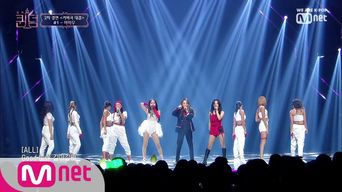 Queendom EP.03   MAMAMOO - 'Good Luck' Stage   AOA Cover