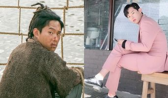 Find Out About Actor Kim SungCheol Acting As Ipsaeng In 'Arthdal Chronicles' & Instagram