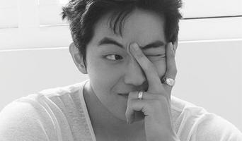 Nam JooHyuk For ELLE Korea Magazine October Issue