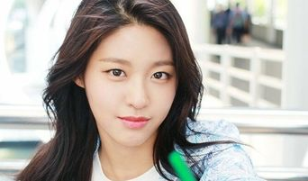 AOA SeolHyun's Hair All Slicked Back Is The Best Thing You've Seen This Year