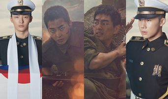 7 Stunning Idol Posters Of Military Musical Play 'The Promise Of The Day'
